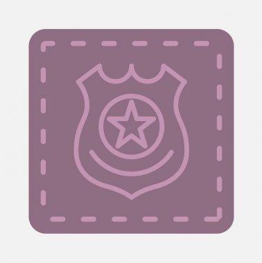 odznaka policyjna
